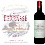 Château Ferrasse 2010